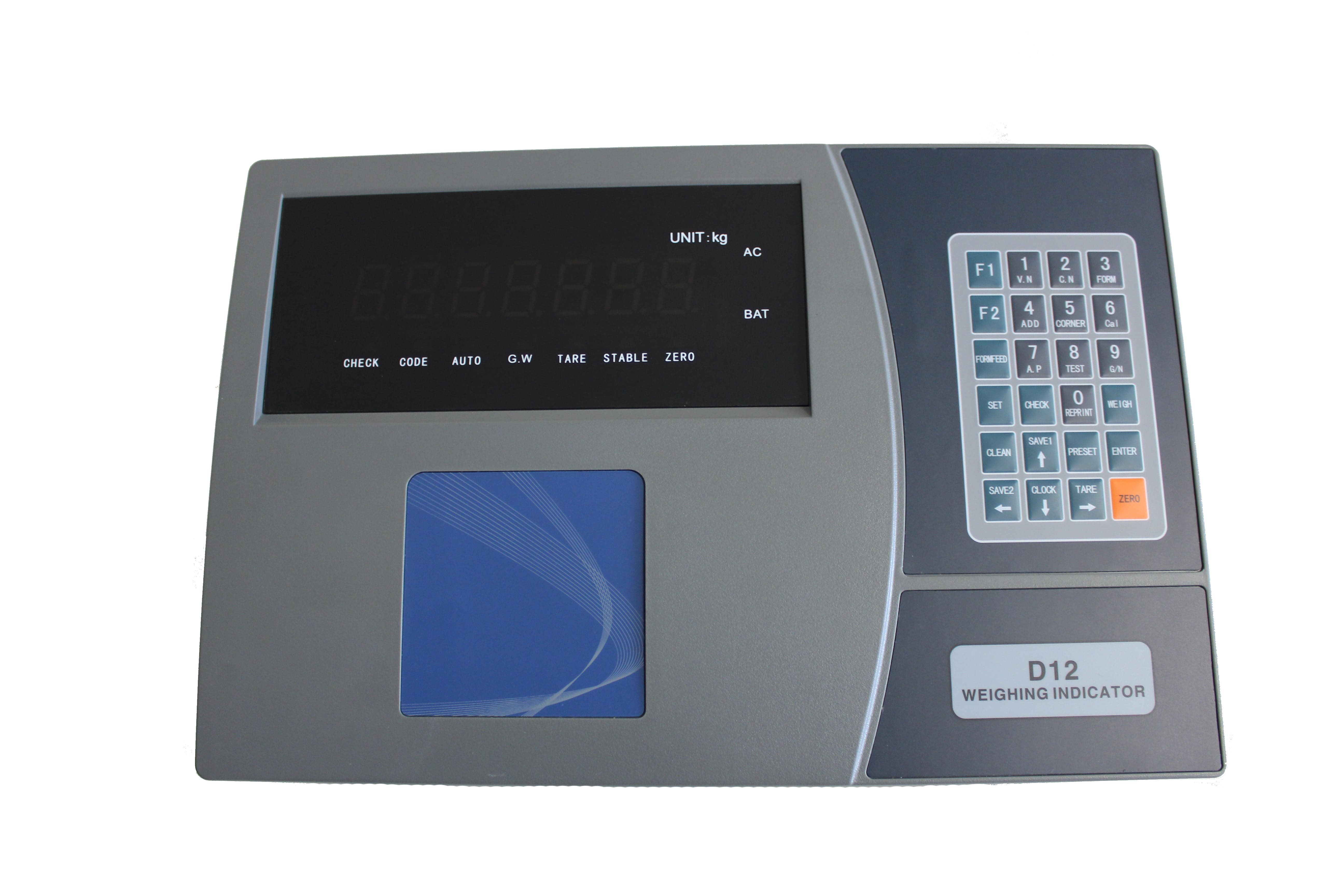 Весовой индикатор KELI D12-Y