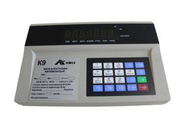 Весовой индикатор KELI XK3118K9