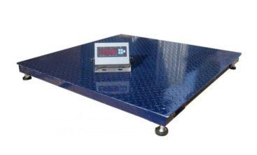 Платформенные весы конфигурация максимальная